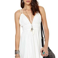 Nasty Gal Lighten Up Dress
