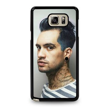 BRENDON URIE Panic at The Disco Samsung Galaxy Note 5 Case Cover
