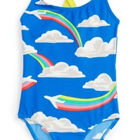 Mini Boden Fun One-Piece Swimsuit (Toddler Girls, Little Girls & Big Girls) | Nordstrom