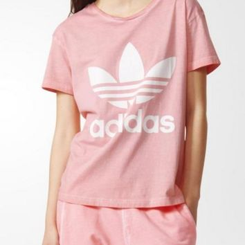 Adidas Originals Fashion Short Sleeve T-Shirt Top Tee