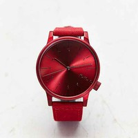 KOMONO Winston Heritage Watch- Red One