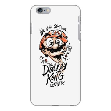 donkey kong country iPhone 6 Plus/6s Plus Case