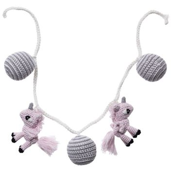 Unicorn Pram String