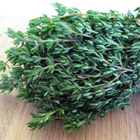 400 Thyme Herb Seeds Garden Thyme or English Thyme (Thymus Vulgaris) - Organic Grow Vegetables Home Garden Decor DIY Plants Growing