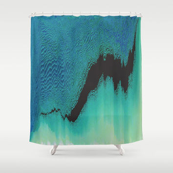 The Rift Shower Curtain by DuckyB (Brandi)