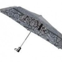 Thirty-One Herring Bone Spot Unbrella