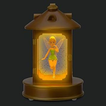 Tinker Bell Light-Up Lantern Snowglobe | Disney Store