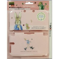Nintendo Official Kawaii 3DS XL Hard Cover -PETER RABBIT Butterfly-