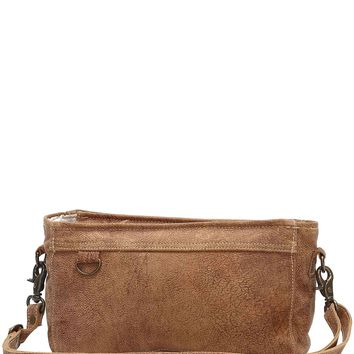 Myra Bag Cheryl Genuine Leather Shoulder Bag S-0983