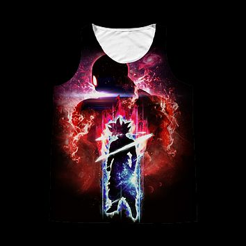 Super Saiyan Shirt - Dragonball Super Goku VS Jiren - TL01402AOT