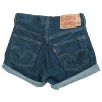 'Levi's' 501 Denim Shorts W27 L11