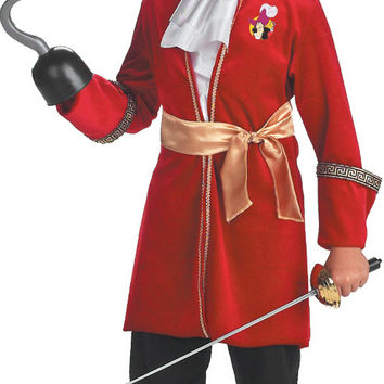 peter pan disney captain hook toddler-child costume