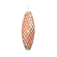 David Trubridge Painted Hinaki Pendant Light