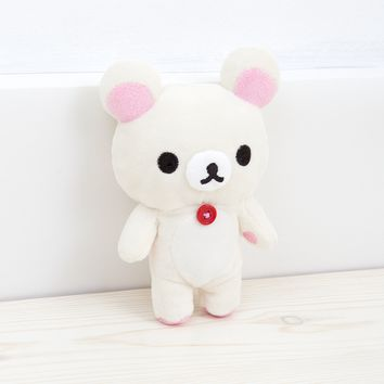 "Mini 6.5"" Korilakkuma plush toy"