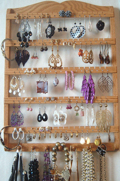 Jewelry Holder Wall Hanging Boutique From
