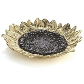 Vincent Condiment Dish by Michael Aram, Serving Pieces Size: 5 D