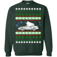 Ford Mustang Ugly Christmas Sweater 1998