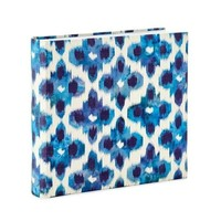 Ikat Fabric Photo Album