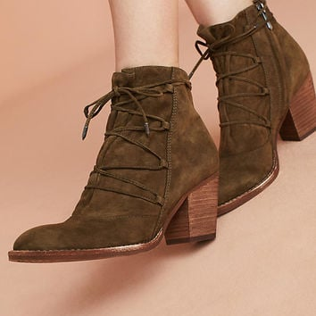 Sam Edelman Millard Lace-Up Boots