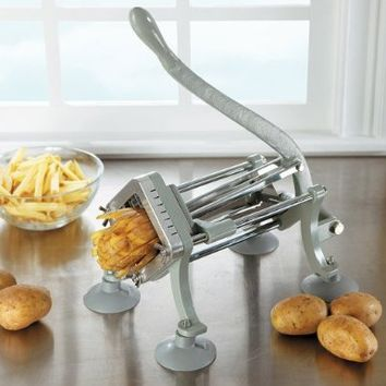 Restaurant-Quality French Fry Cutter