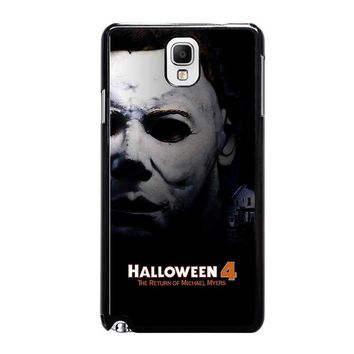 MICHAEL MYERS HALLOWEEN 4 Samsung Galaxy Note 3 Case Cover