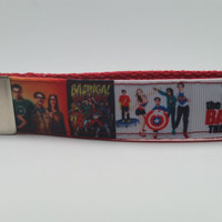 The Big Bang Theory Key Fob