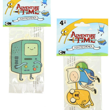 ADVENTURE TIME AIR FRESHENER SET