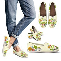 Biology Lovers Casual Shoes