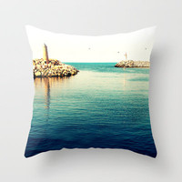 What's left Throw Pillow by Armine Nersisyan | Society6
