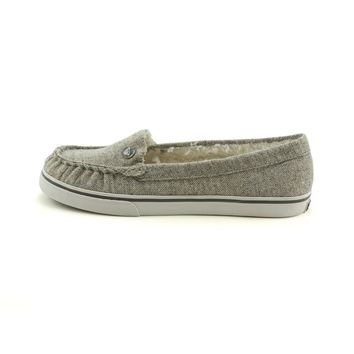 Womens Roxy Piccolo Casual Shoe, Gray | Journeys Shoes