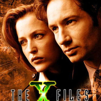 The X Files 11x17 TV Poster (1993)