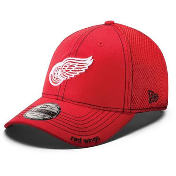 New Era Detroit Red Wings 39THIRTY Neo Stretch-Fit Hat-
