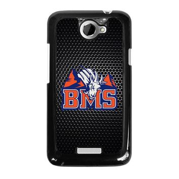 BMS BLUE MOUNTAIN STATE HTC One X Case Cover