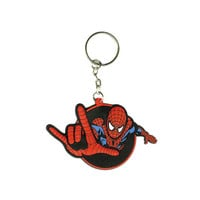 Spiderman 3D Keychain