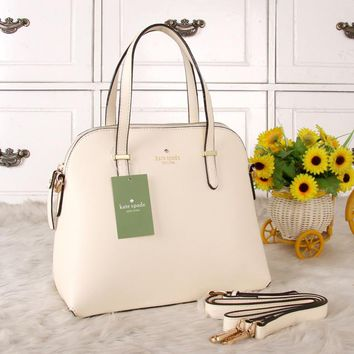 """Kate Spade"" Women Shell Bag Simple Fashion Single Shoulder Messenger Bag Handbag"