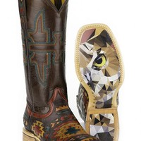 Tin Haul South by SW Cowgirl Boots - Square Toe - Sheplers
