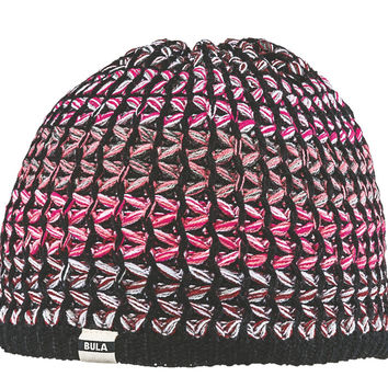 Bula Color Beanie with Full Fleece Liner