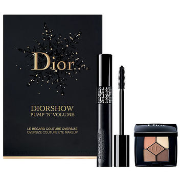 Makeup Diorshow Pump'N'Volume Set - Dior | Sephora