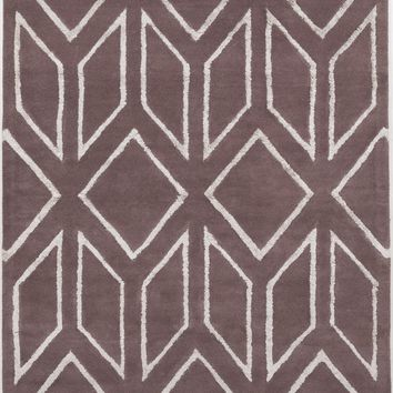 Surya SKL2001 Skyline Purple Rectangle Area Rug