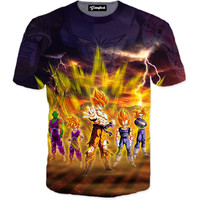 Super Saiyan Warriors Tee