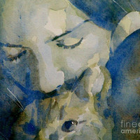 Close My Eyes Lullaby Me To Sleep Painting by Paul Lovering - Close My Eyes Lullaby Me To Sleep Fine Art Prints and Posters for Sale