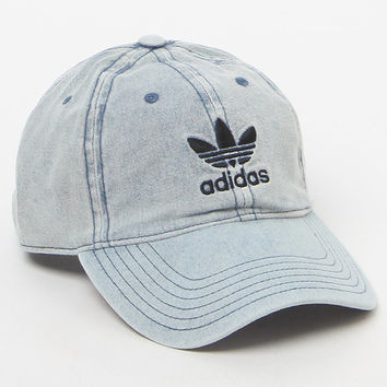 adidas Relaxed Denim Hat at PacSun.com