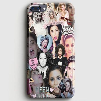 Marina And The Diamonds iPhone 8 Plus Case | casescraft