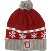 '47 Brand Ohio State Buckeyes Toddler Ramses Knit Hat