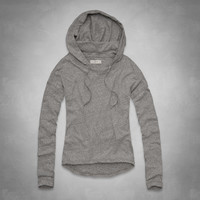 Megan Hooded Tee