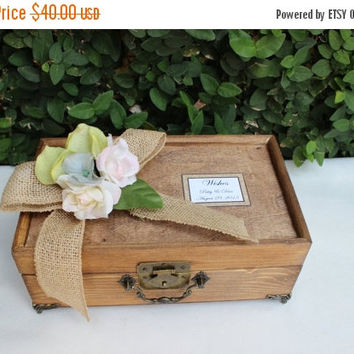 ON SALE Wedding Greenhouse Card Box / from JumbledBrains on Etsy