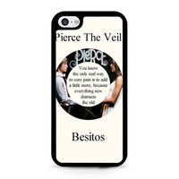 Pierce The Veil Song Lyrics Band iPhone 5C Case