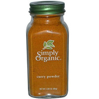 Simply Organic Curry Powder (1x3 Oz)