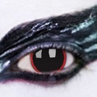 Black Swan Contact Lenses | EyesBright.com