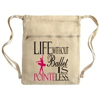 Pointeless Cinch Sack
